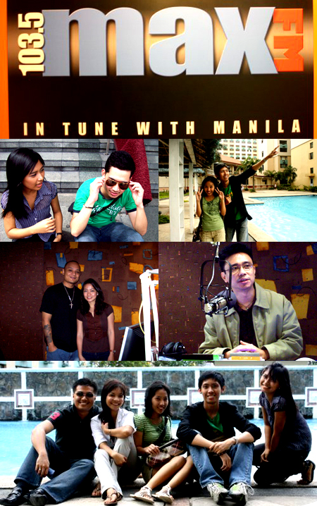 In Tune with Manila