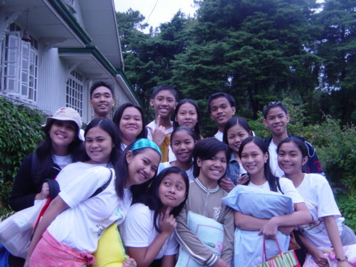 Recollection in Baguio (2005)