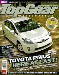 Top Gear GREEN Issue