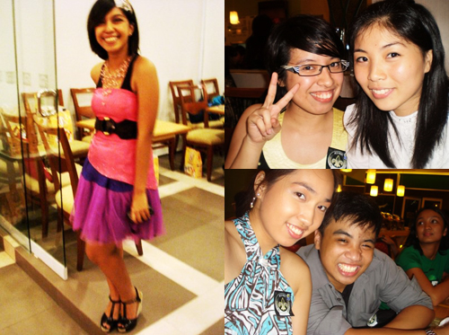 Best Dressed for the Night: Melai; Sandy and Simon; Patty and Kay (Pics by Sandy Lipio, Kay Kwan)