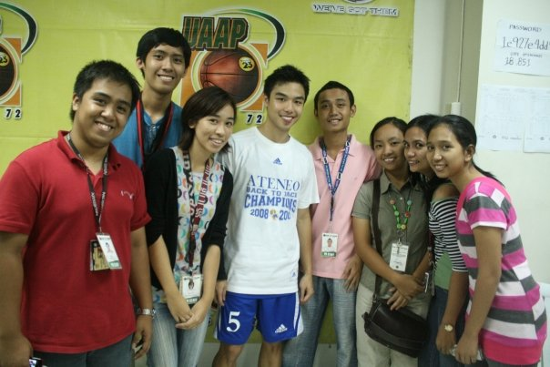 With The Jai Reyes (Pic by Ronin Bautista)