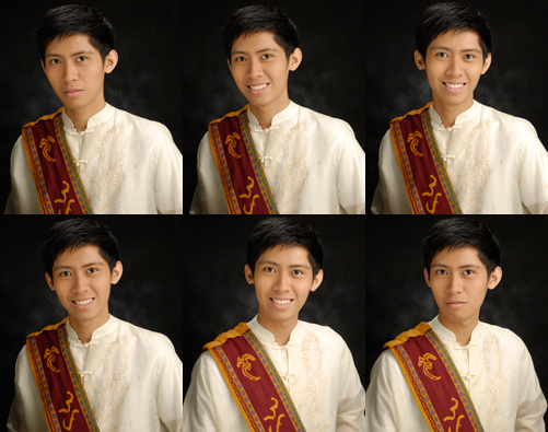 Graduation Sablay Pictures