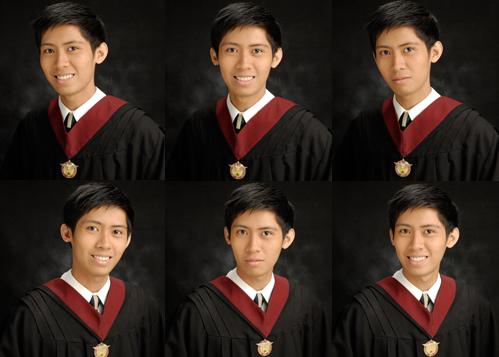 Graduation Toga Pictures