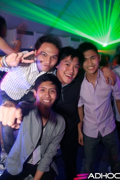 With CMC boys Jacques, Karol and Nigel (Pic by Sean Tiu)